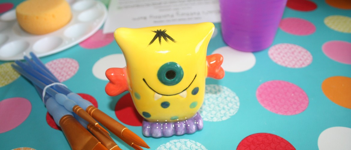 A little monster for your little monster! £9.90