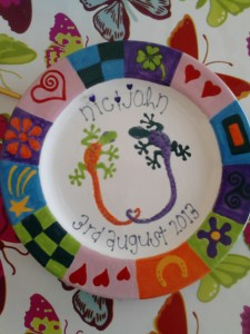 Wedding Plates, Commissions taken. Prices start from £40