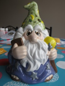 hocus pocus! magic me some more money Mr Wizard money bank! £22