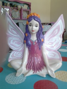 Our beautiful lotus fairy, £18.80
