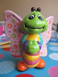 Our beautiful butterfly who just likes to flutter-by Elsie's £10.50
