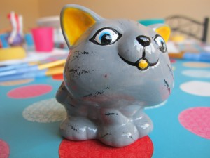 This puss is just 'purr'fect! £9.30