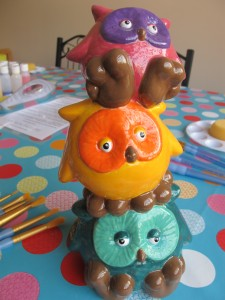 Why have one owl when you can have a pile of them?! Owl money bank £23.20