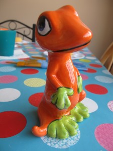 Our lovely gecko £10.50